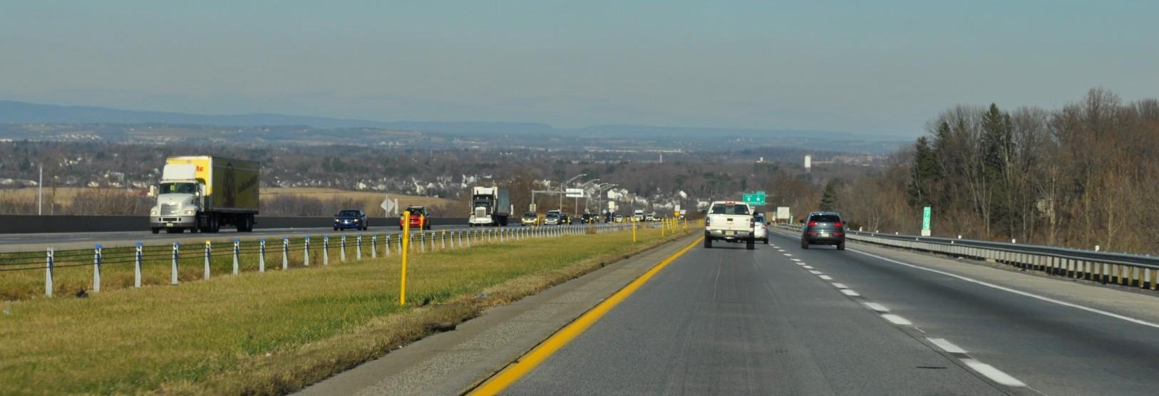 Harrisburg Airport Rental Car Return