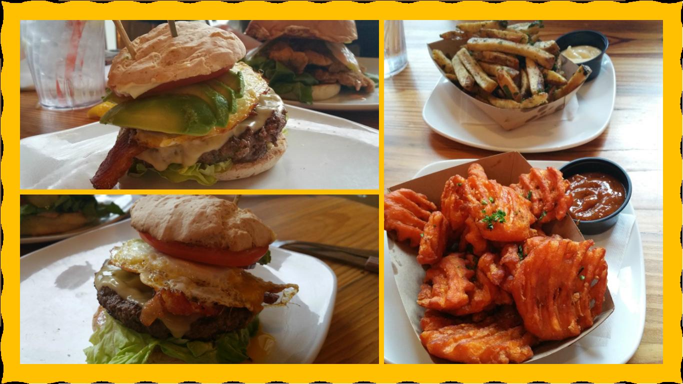Big Orange Little Rock (Take 5) - ChillinFood a gluten free