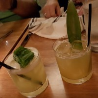 Some cocktails at laguna ranch